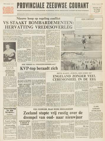 Provinciale Zeeuwse Courant 1973
