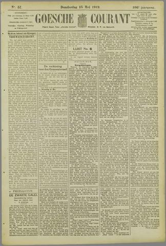 Goessche Courant 1919-05-15