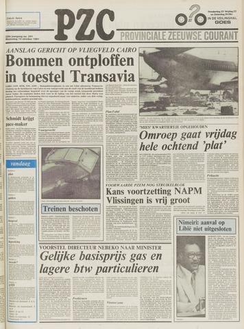 Provinciale Zeeuwse Courant 1981-10-14