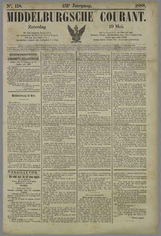 Middelburgsche Courant 1888-05-19
