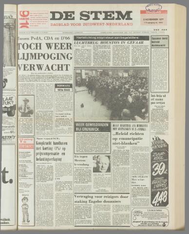de Stem 1977-11-08