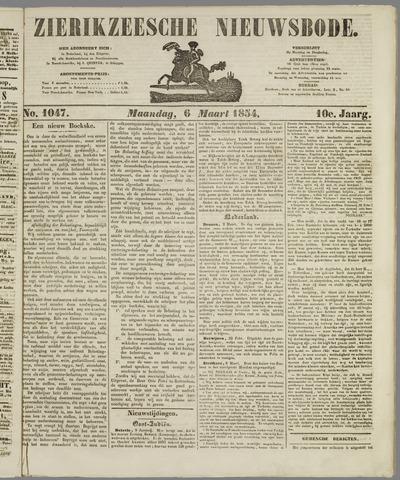 Zierikzeesche Nieuwsbode 1854-03-06