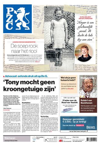 Provinciale Zeeuwse Courant 2020-02-08