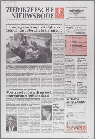 Zierikzeesche Nieuwsbode 1995-09-05