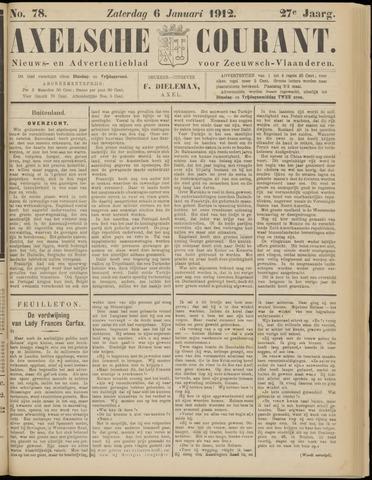 Axelsche Courant 1912-01-06