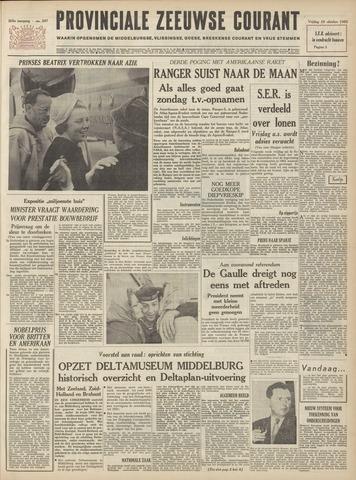 Provinciale Zeeuwse Courant 1962-10-19