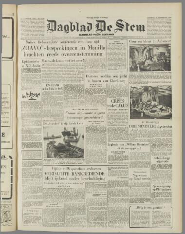 de Stem 1954-09-04