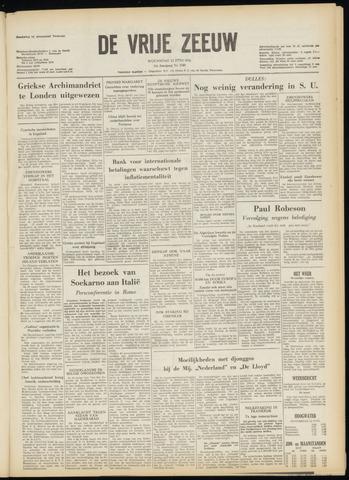 de Vrije Zeeuw 1956-06-13