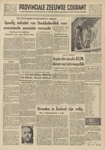 Provinciale Zeeuwse Courant 1959-07-31