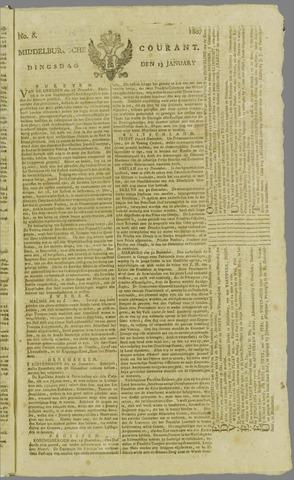 Middelburgsche Courant 1807-01-13