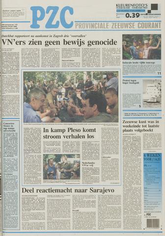 Provinciale Zeeuwse Courant 1995-07-24