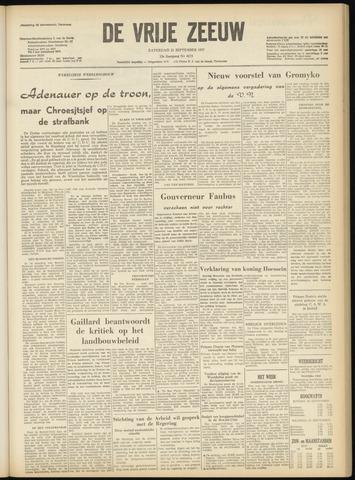 de Vrije Zeeuw 1957-09-21