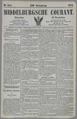 Middelburgsche Courant 1879-12-27