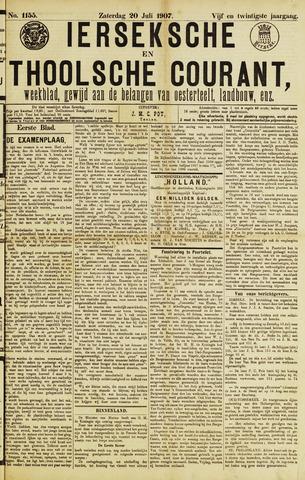 Ierseksche en Thoolsche Courant 1907-07-20
