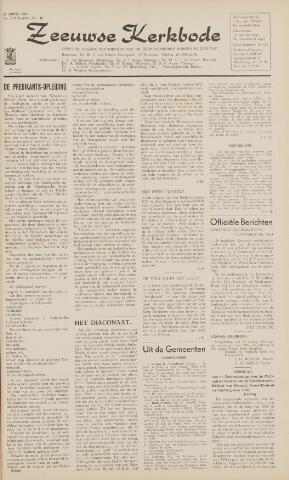 Zeeuwsche kerkbode, weekblad gewijd aan de belangen der gereformeerde kerken/ Zeeuwsch kerkblad 1963-04-26
