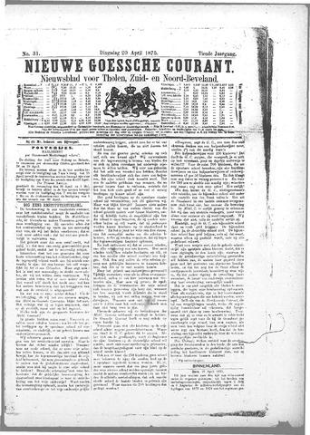 Nieuwe Goessche Courant 1875-04-20
