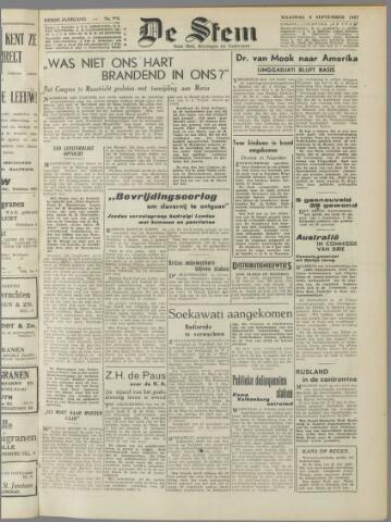 de Stem 1947-09-08