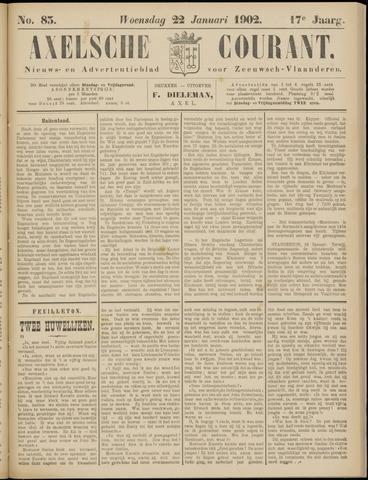 Axelsche Courant 1902-01-22