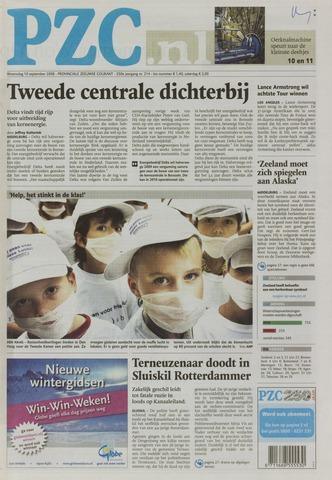 Provinciale Zeeuwse Courant 2008-09-10