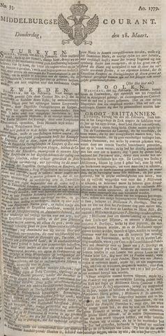 Middelburgsche Courant 1779-03-18