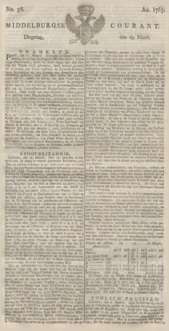 Middelburgsche Courant 1763-03-29