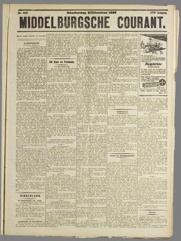 Middelburgsche Courant 1927-10-27