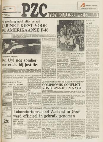 Provinciale Zeeuwse Courant 1975-05-24
