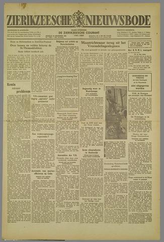 Zierikzeesche Nieuwsbode 1952-12-23