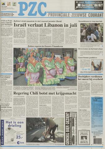 Provinciale Zeeuwse Courant 2000-03-06