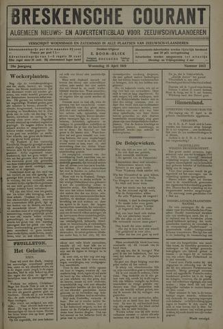 Breskensche Courant 1919-04-16