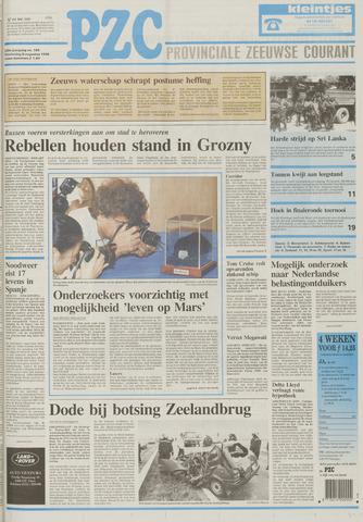 Provinciale Zeeuwse Courant 1996-08-08