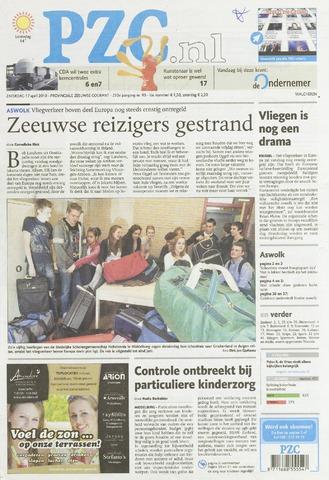 Provinciale Zeeuwse Courant 2010-04-17