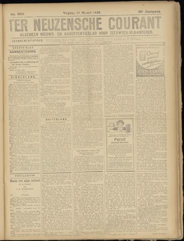 Ter Neuzensche Courant. Algemeen Nieuws- en Advertentieblad voor Zeeuwsch-Vlaanderen / Neuzensche Courant ... (idem) / (Algemeen) nieuws en advertentieblad voor Zeeuwsch-Vlaanderen 1928-03-16