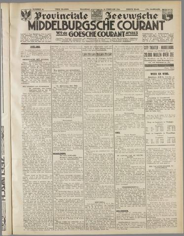 Middelburgsche Courant 1936-02-24