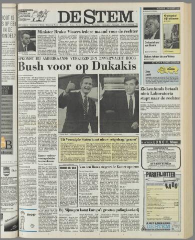 de Stem 1988-11-09