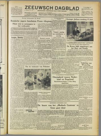 Zeeuwsch Dagblad 1952-04-30