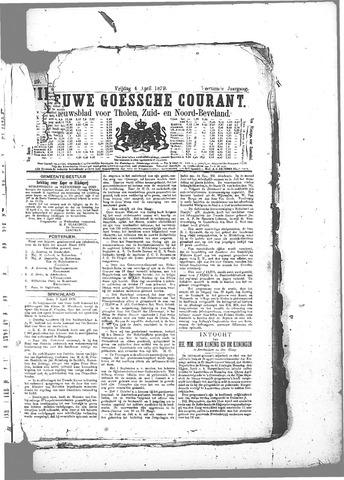 Nieuwe Goessche Courant 1879-04-04