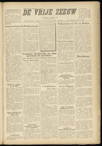 de Vrije Zeeuw 1947-04-14