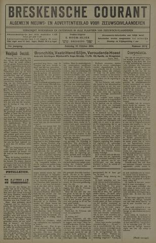 Breskensche Courant 1924-10-25