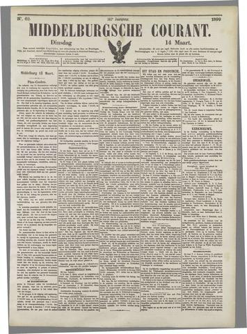 Middelburgsche Courant 1899-03-14