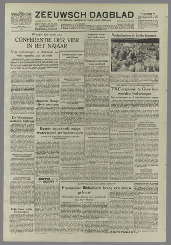 Zeeuwsch Dagblad 1953-07-15