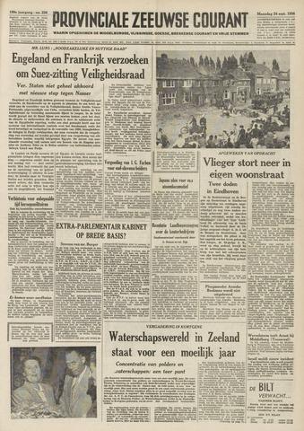 Provinciale Zeeuwse Courant 1956-09-24