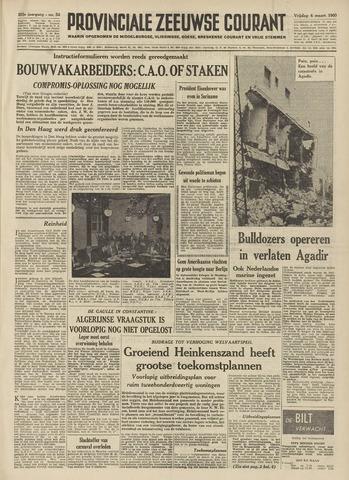 Provinciale Zeeuwse Courant 1960-03-04