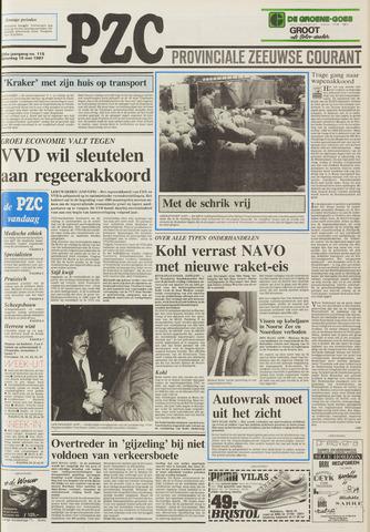 Provinciale Zeeuwse Courant 1987-05-16