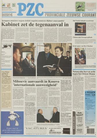 Provinciale Zeeuwse Courant 1999-04-23