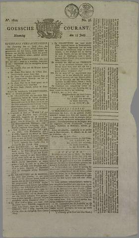 Goessche Courant 1822-07-15