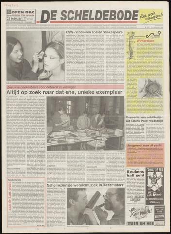 Scheldebode 1996-02-15