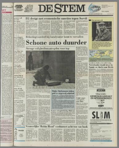 de Stem 1991-10-29
