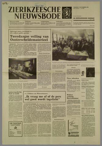 Zierikzeesche Nieuwsbode 1984-11-09