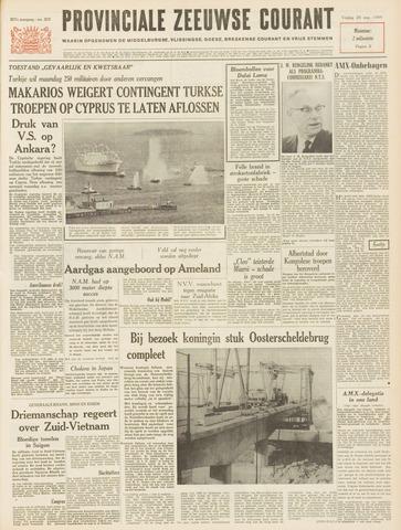Provinciale Zeeuwse Courant 1964-08-28